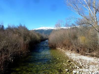 Camino Natural Valle del Lozoya; viajes de fin de semana puente club todos los santos ofertas viajes